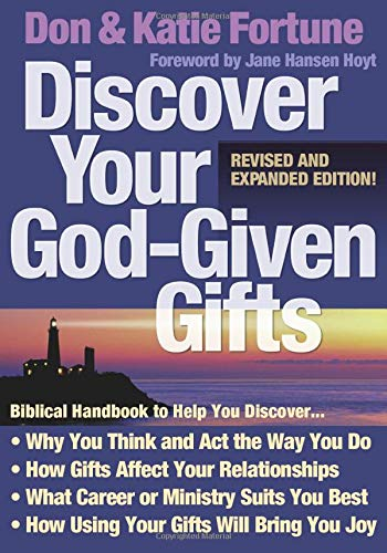 Discover Your God Given Gifts - Purchase book